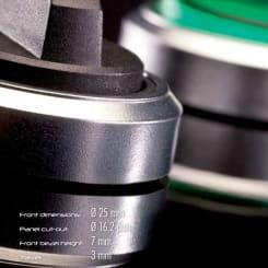 Tryckknappar Oktron-R levereras av C-Pro