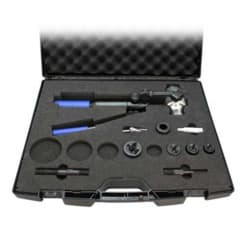 Punchverktyg set PRO 16-32 - levereras av C-Pro