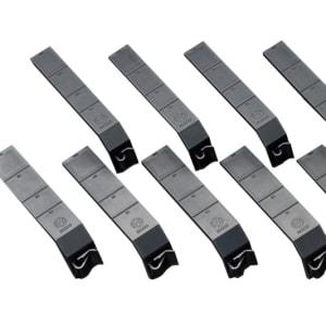 Kabelhallare TR för slitsade Iboco kabelkanaler levereras av C-Pro