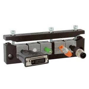 Kabelgenomföringssystsem KEL-ER-E från icotek leveraras av C-Pro