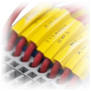 Märkning av El-komponenter levereras av C-Pro