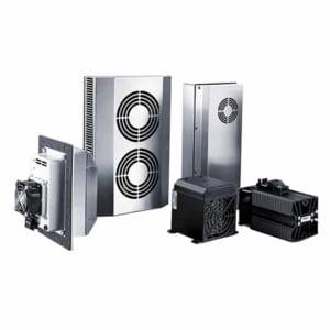 Klimatisering av Apparatskåp levereras av C-Pro
