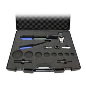 Punchverktyg set BASIC - levereras av C-Pro