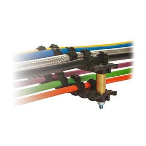 Distansbussningar för dragavlastningsplattor / DH