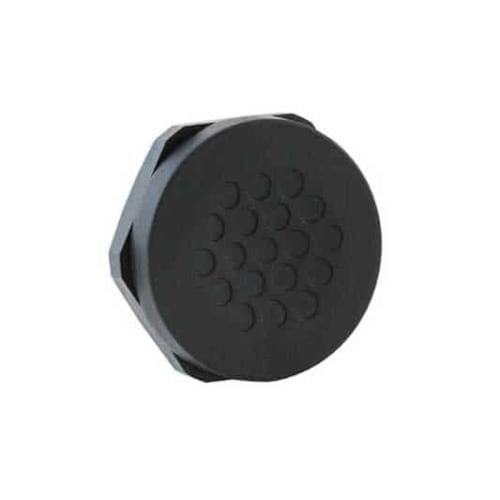 Kabelgenomföringsplatta KEL-DPZ-Rund-Svart från icotek levereras av C-Pro