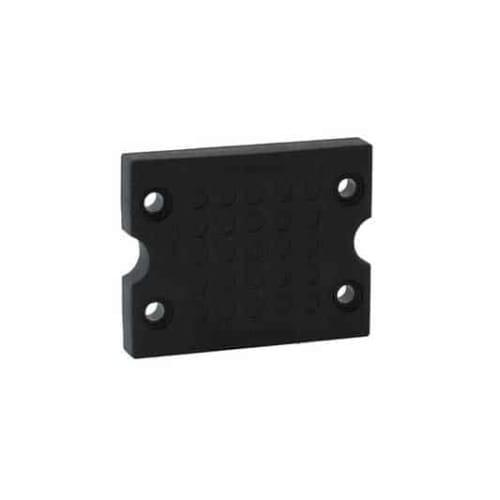 Kabelgenomföringsplatta KEL-DPZ-B-svart från icotek levereras av C-Pro
