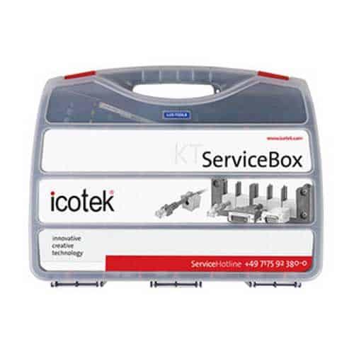 KT-ServiceBox för kabegenomföring - levereras av C-Pro