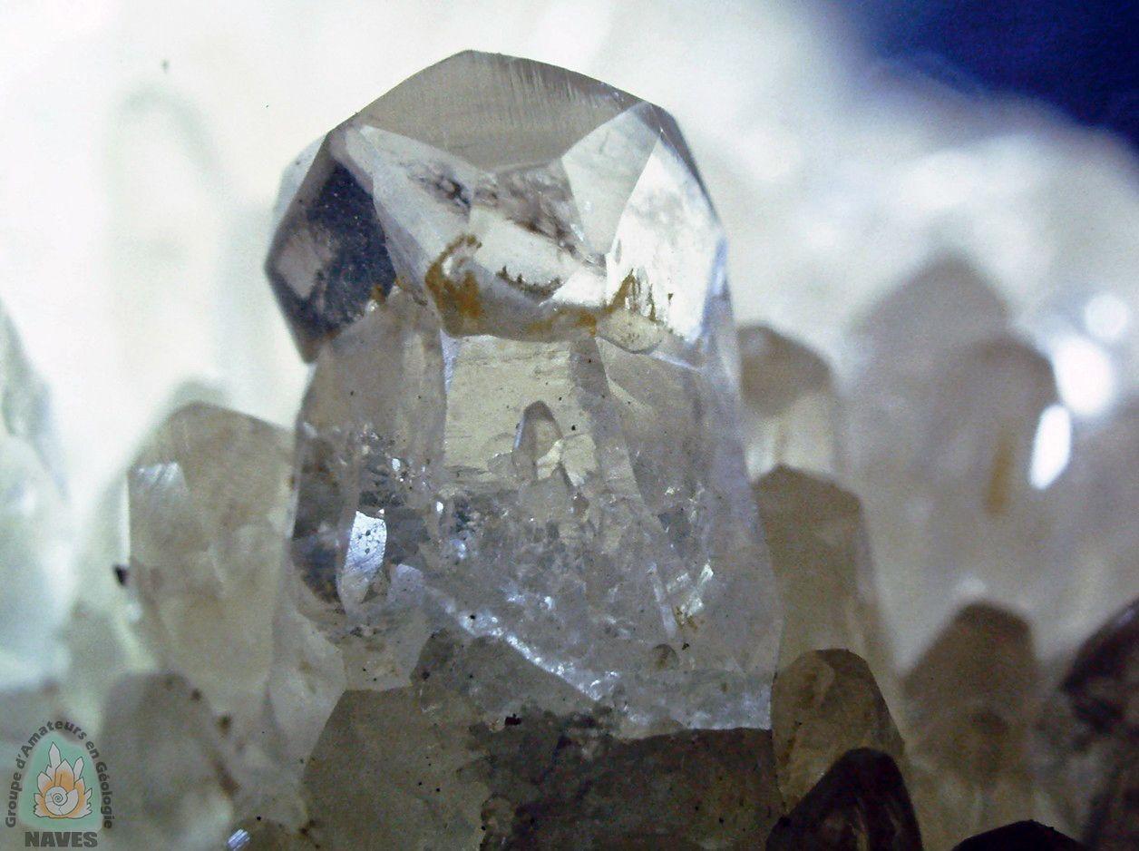 Calcite, Lissac