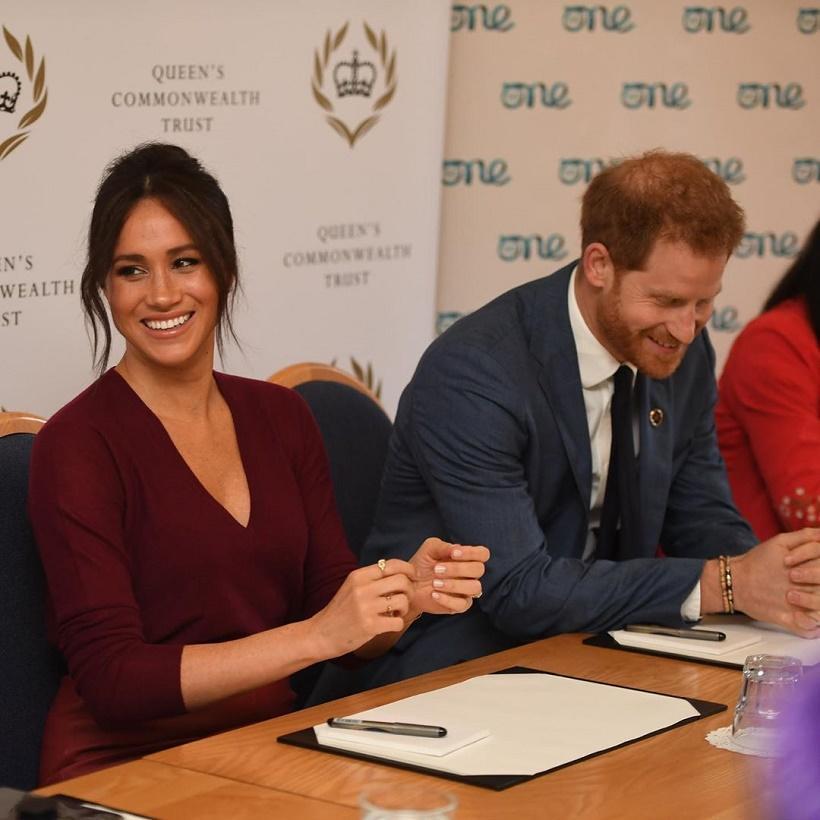 Принц Гарри и Меган Маркл переехали из Канады в США