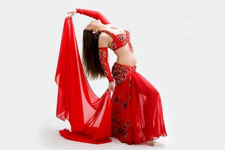learn belly dance