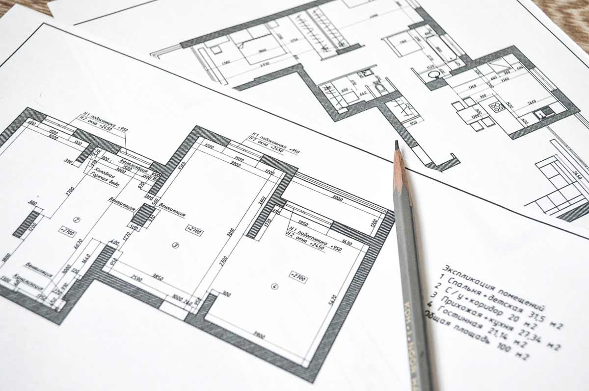 Порядок создания плана перепланировки квартиры