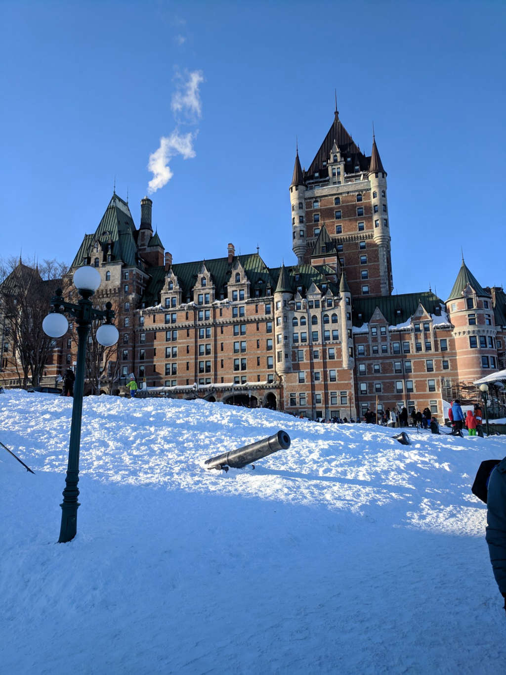 Cover Image for 5 SURVIVAL TIPS TO QUEBEC CITY