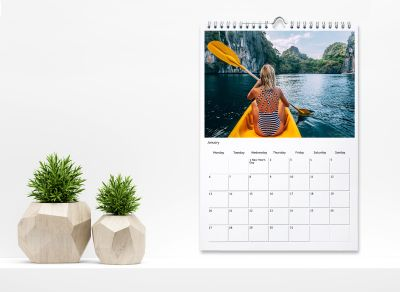 A4 Photo Calendar