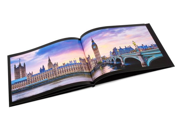 Personalised A4 Landscape Photo Book