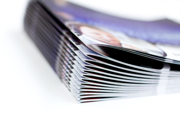 Saddle Stitched Booklet Printing and Brochure Prints