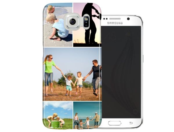 Personalised Samsung Galaxy S6, S6 Edge Phone Case