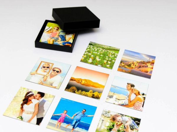 Personalised Photo Magnets