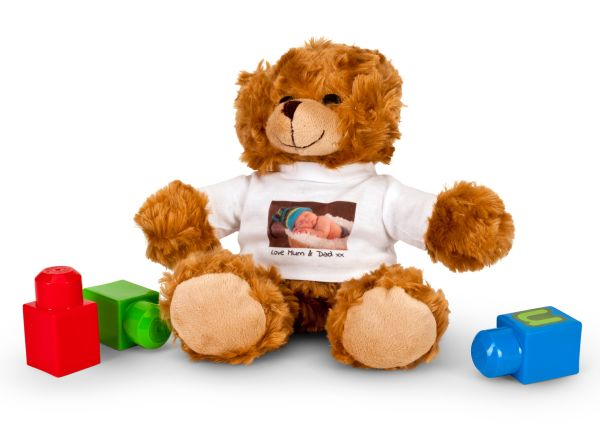 Personalised and Customised Teddy Bears