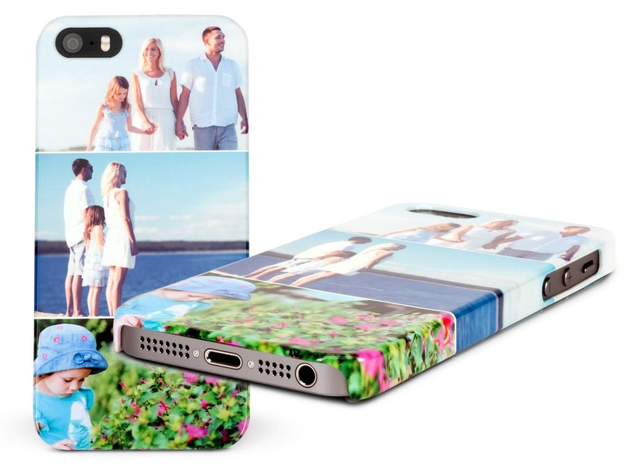 Personalised iPhone 5, 5s, 5se Phone Covers
