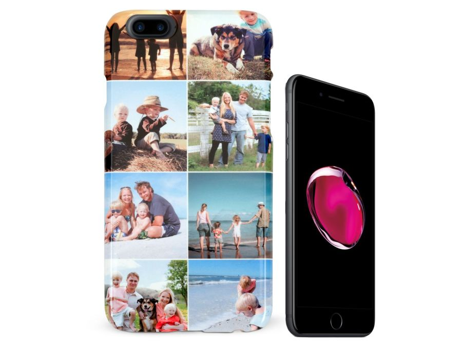 Personalised iPhone 7 Photo Case