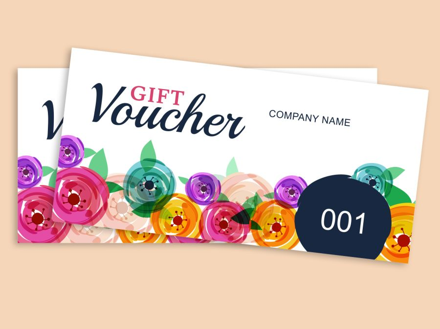 Ticket Printing, Voucher Printing & Numbered Ticket Books