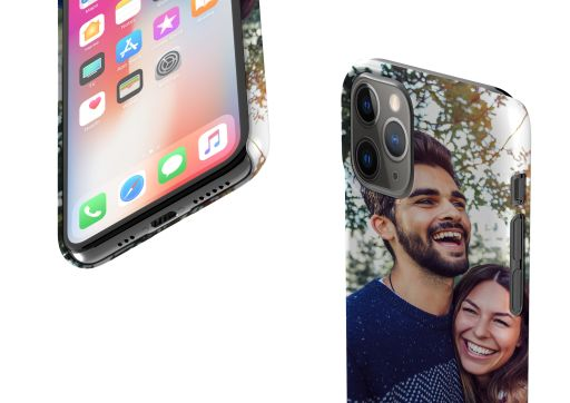 Phone case accessibility