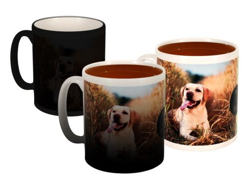 Personalised Magic   Photo Mug