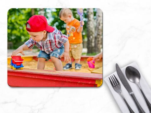 Personalised Kids Dinner Placemats