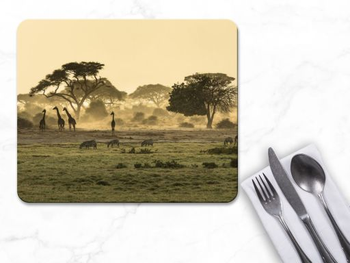 Personalised Rectangle Photo Placemat