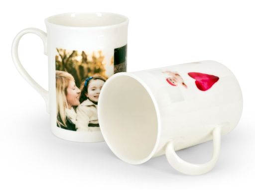 Personalised Porcelain Mugs