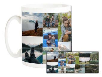 12 Photo collage
