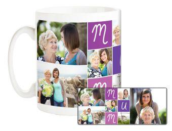 Mum Collage