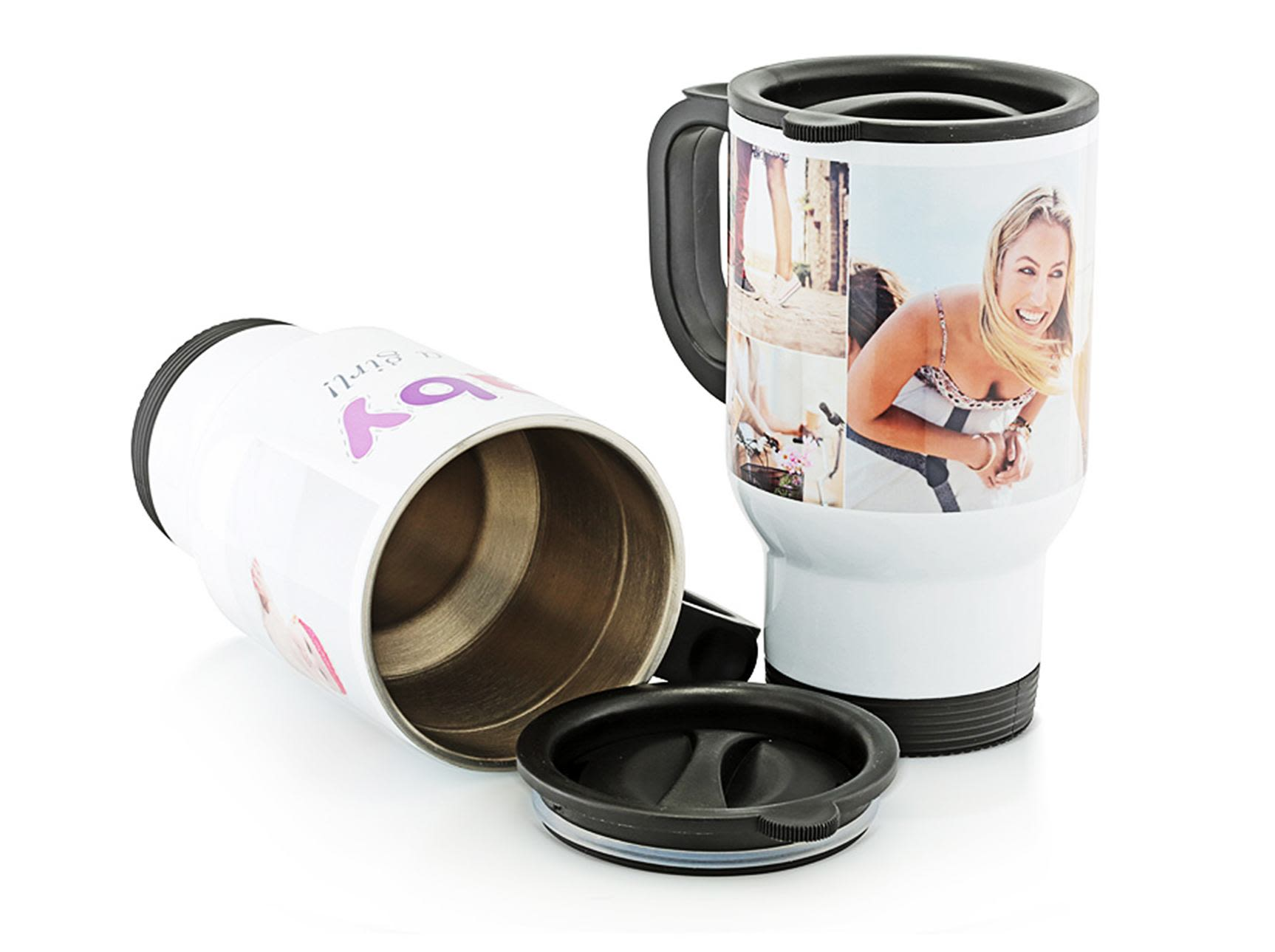 Personalised Travel Mug Pixa Prints