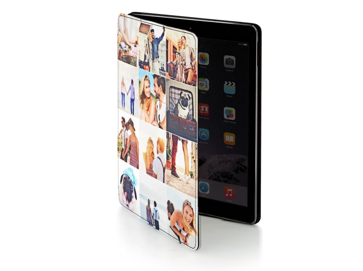 Personalised iPad Air 2 Leather Case