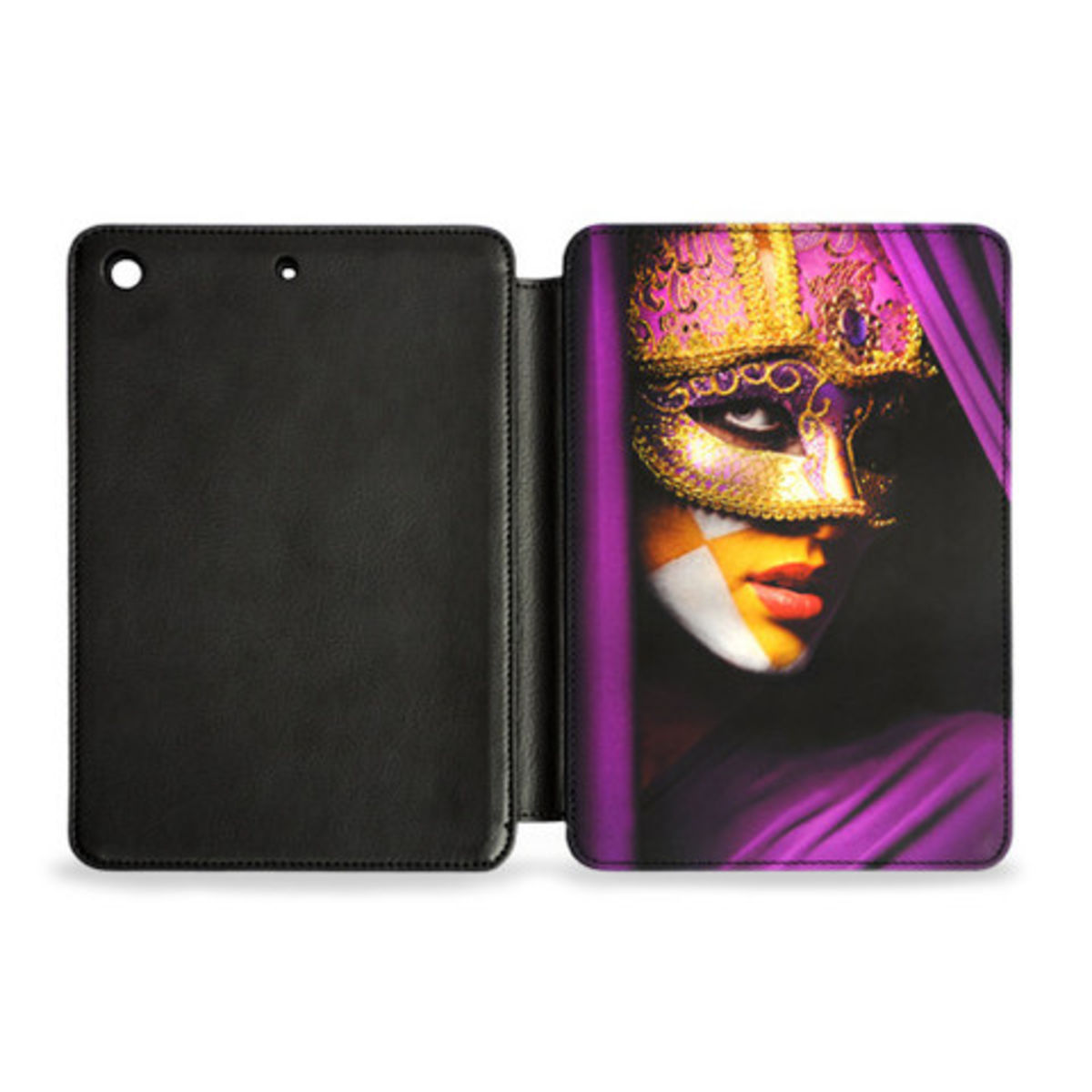 Personalised Leather iPad Mini 2 Cases