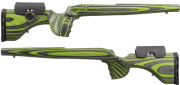 GRS Hunter Light Winchester M70 LA, Black.Green