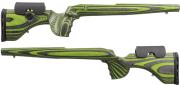 GRS Hunter Light Mauser M12, Black.Green