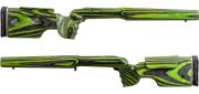 GRS Hybrid Sauer 200 STR/SSG3000, Black.Green