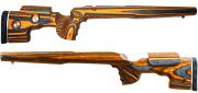 GRS Sporter Winchester M70 LA, Orange.Black