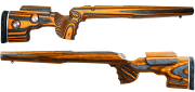 GRS Sporter Sauer 100, Orange.Black