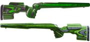 GRS Sporter Winchester M70 LA, Black.Green