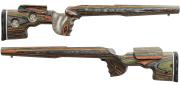 GRS Sporter Winchester M70 LA, Green Mountain Camo