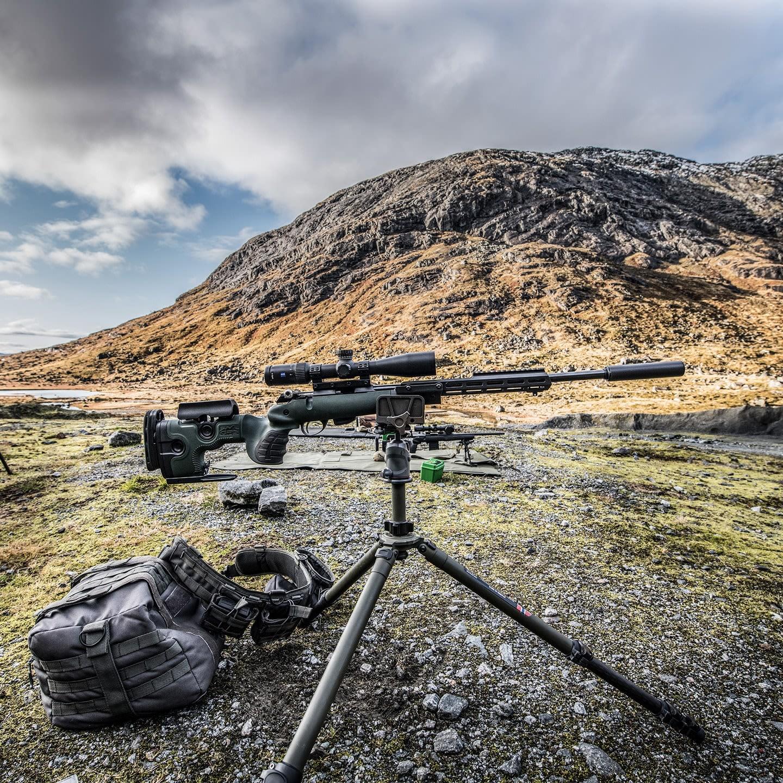 Photo of GRS Warg, complete rifle o tripod, longrange