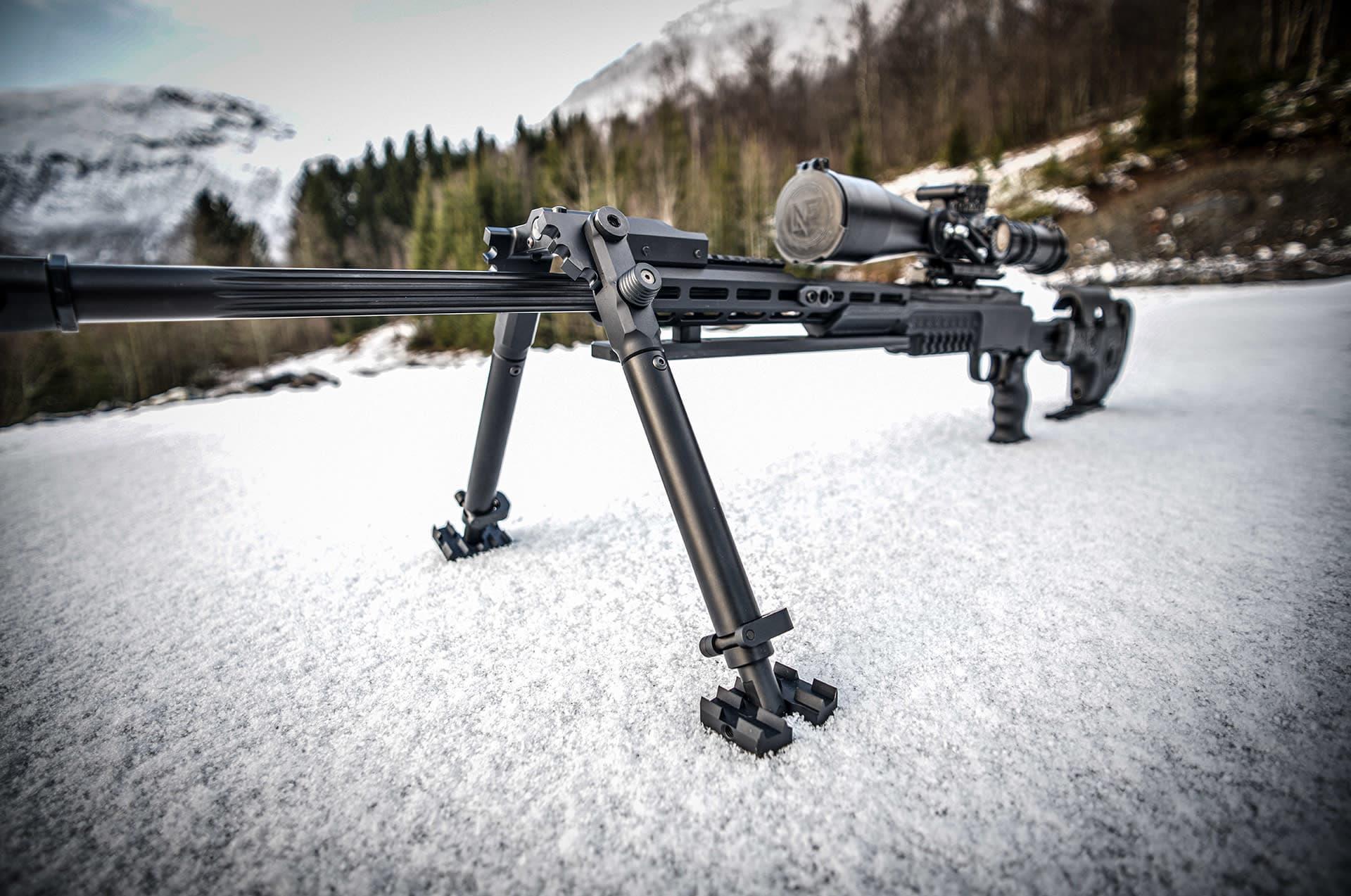 Photo of GRS Ragnarok on snow
