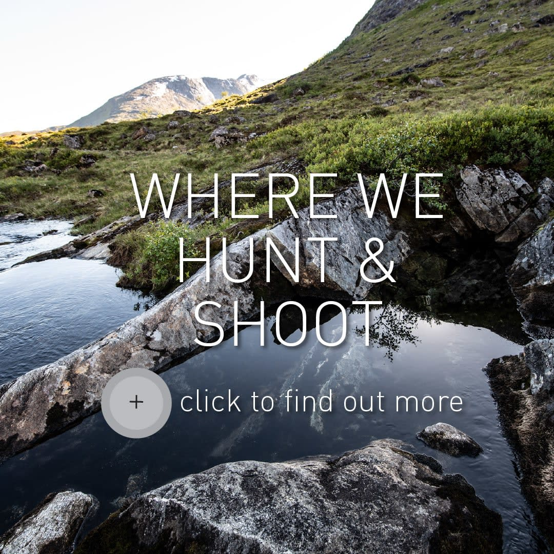 Button for Mobile Where we Hunt and Shoot