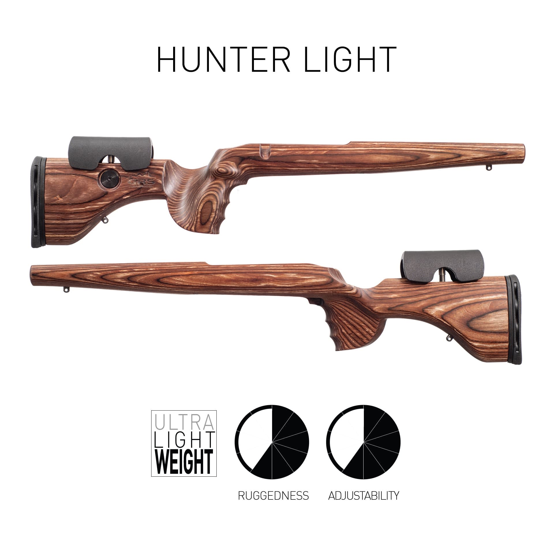 Photo for GRS Hunter Light, both sides, with rating
