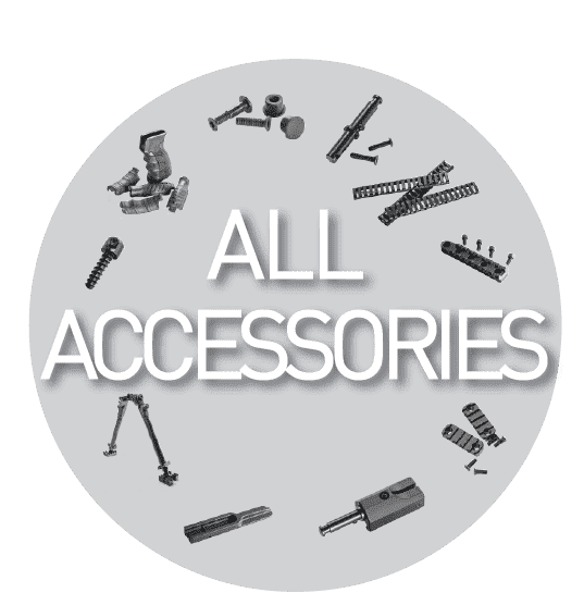 Button for All GRS Accessories