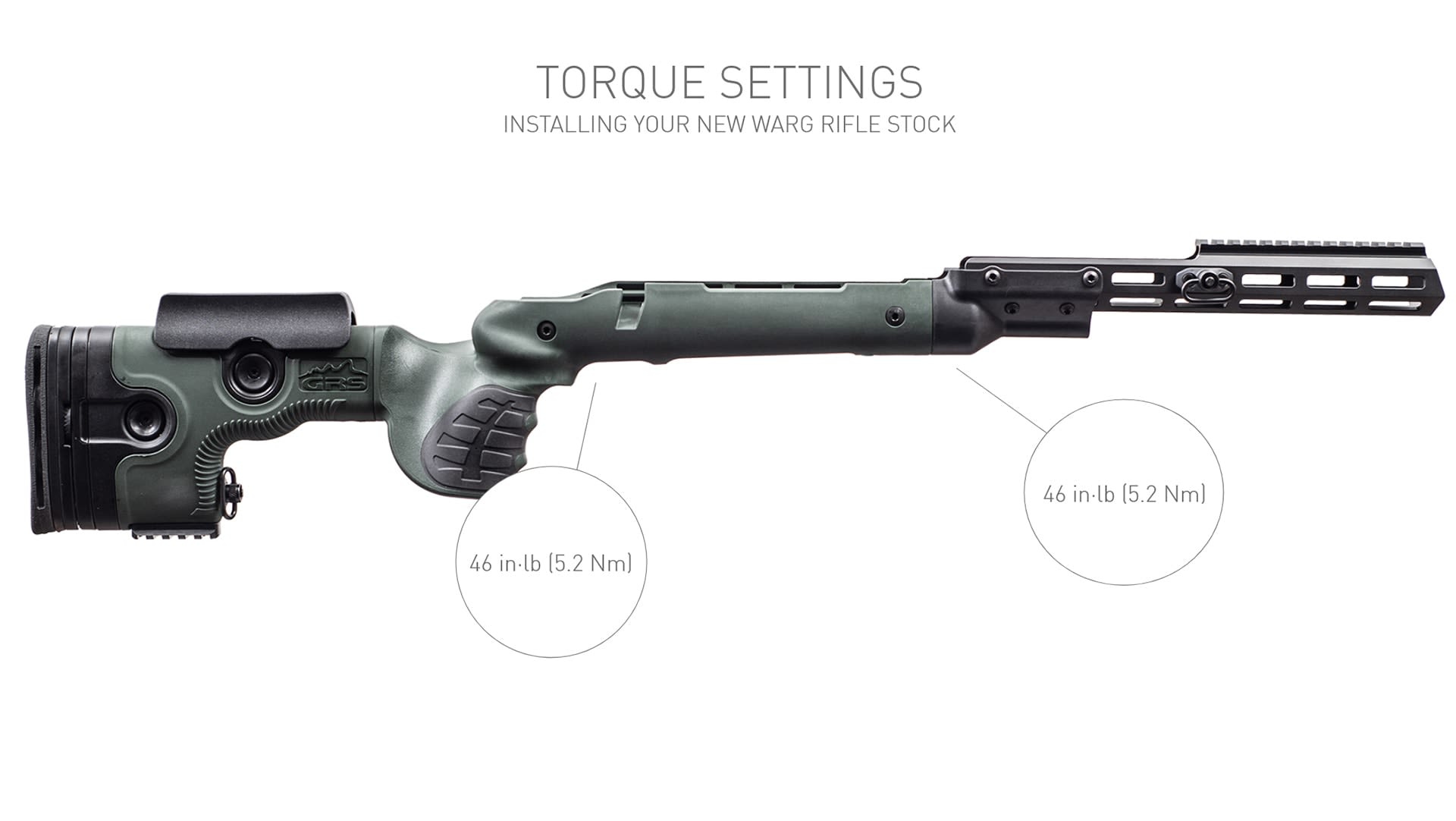 Icon for Torque Settings for GRS Warg