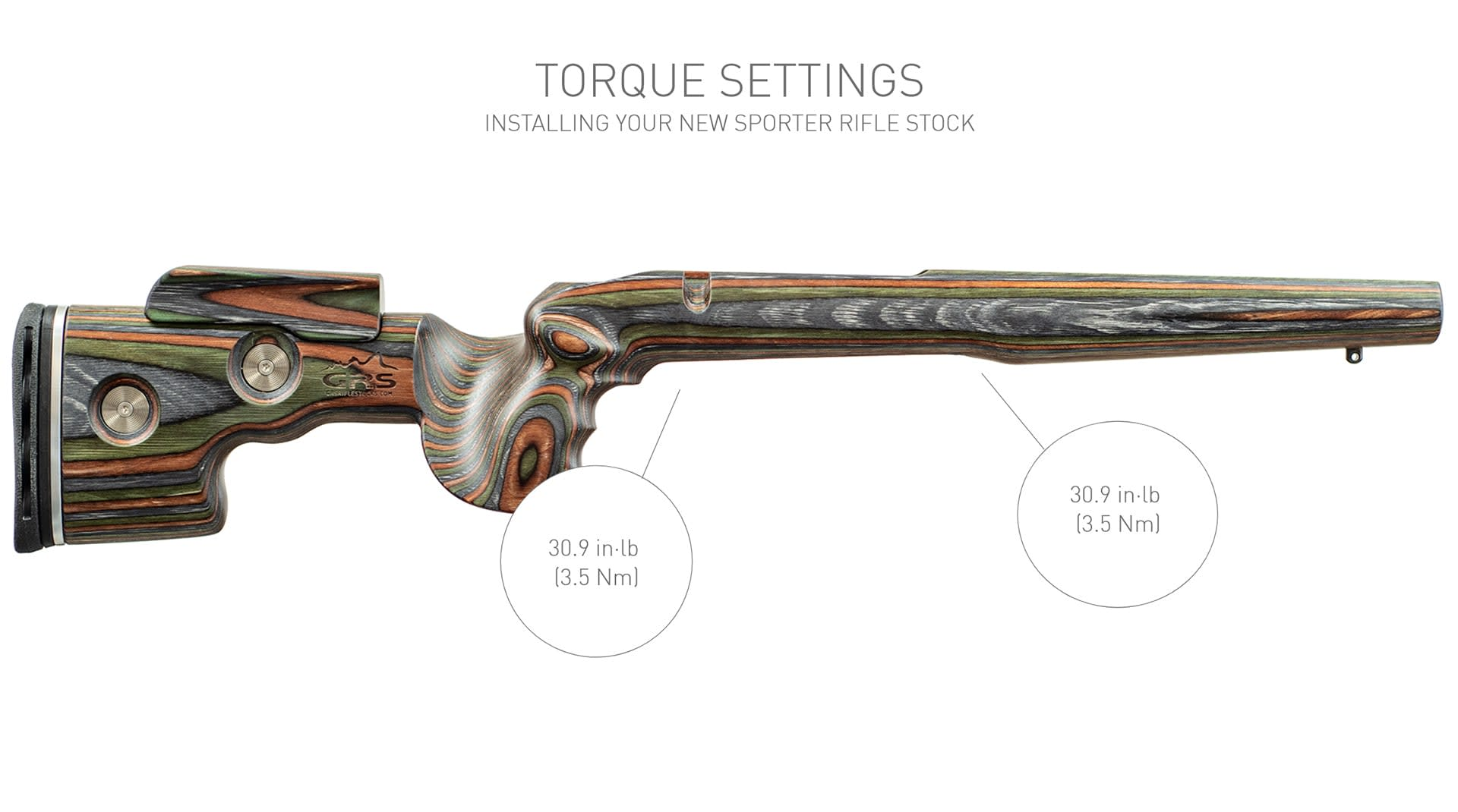 Icon for Torque Settings for GRS Sporter