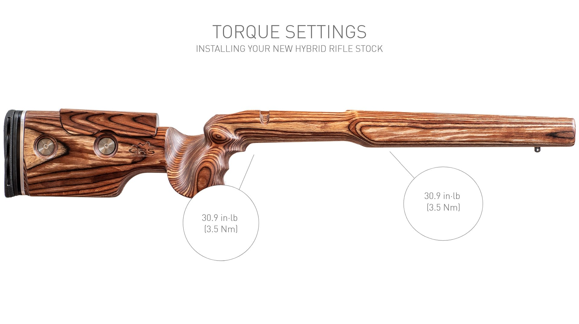 Icon for Torque Settings for GRS Hybrid
